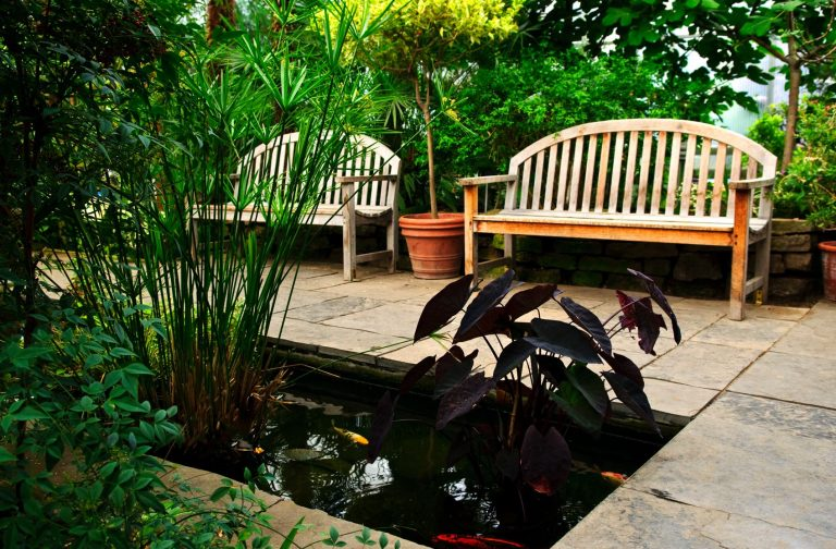 Garten-Landschaftsbau & Floristik Gartengestaltung